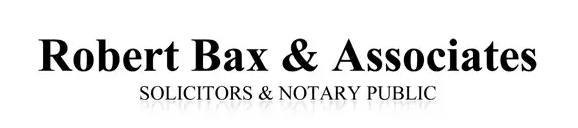 Robert Bax & Associates Solicitors and Notary Public
